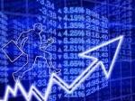 stock market : शेयर बाजार में भारी तेजी, सेंसेक्स 404 अंक तेजी के साथ बंद