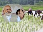 तेलंगाना सरकार ने किसानों के 1 लाख रुपये कृषि लोन किया माफ