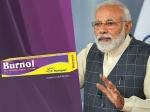 PM Modi की जीत वाले दिन खूब बढ़ा जलन मिटाने वाले Burnol का शेयर