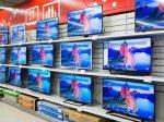 विश्व कप क्रिकेट में बढ़ी टीवी की मांग, बड़े स्क्रीन टीवी सेट की बिक्री में बढ़ोतरी