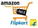 फ्लिपकार्ट और अमेजन पर आज से सेल शुरू,  सस्ते में खरीदारी करने का मौका