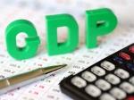 भारत की अनुमानित जीडीपी ग्रोथ रेट 6.8 से 6.2 प्रतिशत हुई