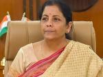 अर्थव्यवस्था को गति देने के लिए वित्त मंत्री निर्मला सीतारमण ने उठाए ये कदम