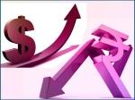 गुरुवार को डॉलर के मुकाबले रुपया 11 पैसे मजबूत खुला