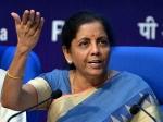 निर्मला सीतारमण : फिलहाल जीएसटी दरों में बढ़ोतरी नहीं