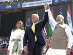 डोनाल्ड ट्रंप ने शुरू किया भारत का दौरा, कल करेंगे कारोबार की बात