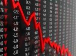 शेयर बाजार धड़ाम, सेंसेक्स 1400 अंक गिरकर बंद
