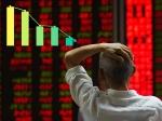 शेयर बाजार में भारी गिरावट, सेंसेक्स 1203 अंक गिरकर बंद