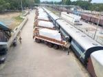 कोरोना इफेक्ट : रेलवे ने पार्सल ट्रेंनों का बना दिया शतक