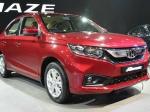 Honda Amaze : बिक गईं 4 लाख यूनिट्स, जानिए लोग क्यों पसंद कर रहे ये कार