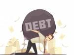 कर्ज के पहाड़ में दबी जा रही मोदी सरकार, जानिए आंकड़े