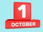 1 October से बदल जाएंगे ये 10 नियम, जान लें फायदे में रहेंगे