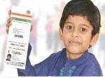 Aadhaar Card : जल्द बनवाएं बच्चों का आधार, वरना रुक सकते हैं कई काम