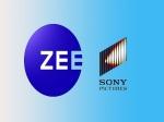 Zee Entertainment और Sony Pictures का मर्जर, शेयर के रेट बढ़े