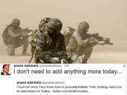 कारोबार जगत ने सर्जिकल स्ट्राइक पर थपथपाई सेना की पीठ