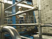 देश में औद्योगिक उत्पादन 1.9 फीसदी घटा
