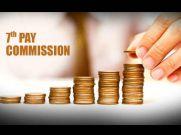 7 वें वेतन आयोग को मिली मंजूरी..