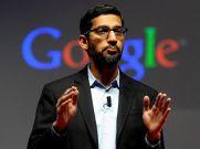 गूगल के सीईओ सुंदर पिचाई बने अल्फाबेट बोर्ड के सदस्य