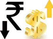अमेरिकी डॉलर के मुकाबले रुपये में दो पैसे की गिरावट