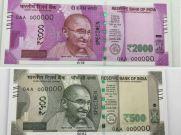 लिखे हुए 500 और 2000 के नोट लेने से इंकार नहीं कर सकते बैंक