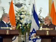 भारत-इजराइल के बीच रक्षा-व्यापार समेत 9 समझौतों पर हस्ताक्षर