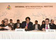 WTO की बैठक में 52 देशों की ओर से विचार विमर्श शुरु
