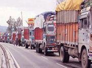 ट्रक हड़ताल जारी रहने से रोज करीब 20,000 करोड़ का नुकसान