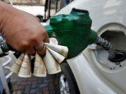 जारी है पेट्रोल-डीजल की कीमतों में गिरावट