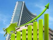 बुधवार को शेयर बाजार में तेजी देखने को मिली