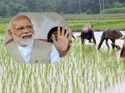 तेलंगाना सरकार ने किसानों का 1 लाख रुपए किया माफ