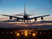 अप्रैल माह में घटी घरेलू हवाई यात्रियों की संख्या
