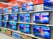 बड़े स्क्रीन के टीवी सेटों की बिक्री 100 प्रतिशत बढ़ी