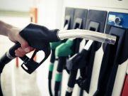 लगातार हो रही बढ़ोतरी के बाद पेट्रोल की कीमतों पर लगा ब्रेक