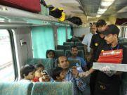 रेल यात्रियों की बल्ले-बल्ले : वेंडर बिल न दे तो न दें पैसे