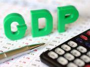 दूसरी तिमाही में भारत की जीडीपी ग्रोथ 4.2 % रहने की अनुमान