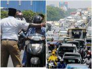 नया मोटर व्हीकल कानून: वाहनों के चालान से वसूले गए 577 करोड़