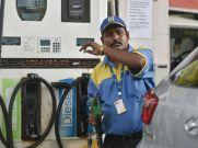 जानिए बुधवार के पेट्रोल और डीजल के रेट