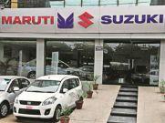 Maruti Suzuki को 1565 करोड़ रुपये का जोरदार मुनाफा
