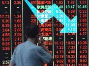 शेयर बाजार : 388 अंक की भारी गिरावट के साथ खुला सेंसेक्स