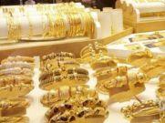 सोना पहली बार पहुँचा 44000 रु के पार, चांदी 50000 रु के करीब