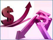 डॉलर के खिलाफ रुपया 13 पैसे मजबूत खुला