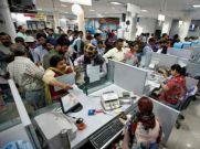 जिन बैंकों का हुआ विलय उनके ग्राहकों का बढ़ गया काम