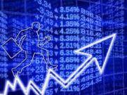 शेयर बाजार तेजी, सेंसेक्स 4827 अंक बढ़कर खुला
