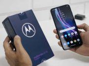 Motorola One Fusion+ स्मार्टफोन की आज है फ्लैश सेल