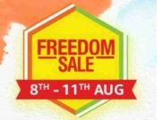 शुरू हुई Amazon Freedom Sale,शॉपिंग पर 70% तक की छूट