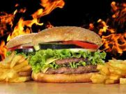 मंहगा पड़ा बर्गर, 178 रु के जगह अकाउंट से कट गए 21,865 रुपये