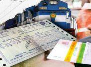 फटाफट ट्रेन टिकट बुकिंग के लिए करें Aadhar को IRCTC से लिंक