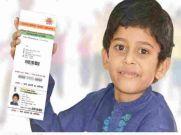 Aadhaar Card : जल्द बनवाएं बच्चों का आधार