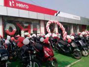 Hero मोटरसाइकिलों और स्कूटरों पर मिल रही छूट, उठाएं लाभ