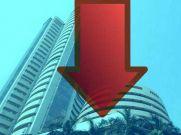 Sensex में और गिरावट, 102 अंक लुढ़का